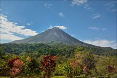 Volcán Arenal. 1