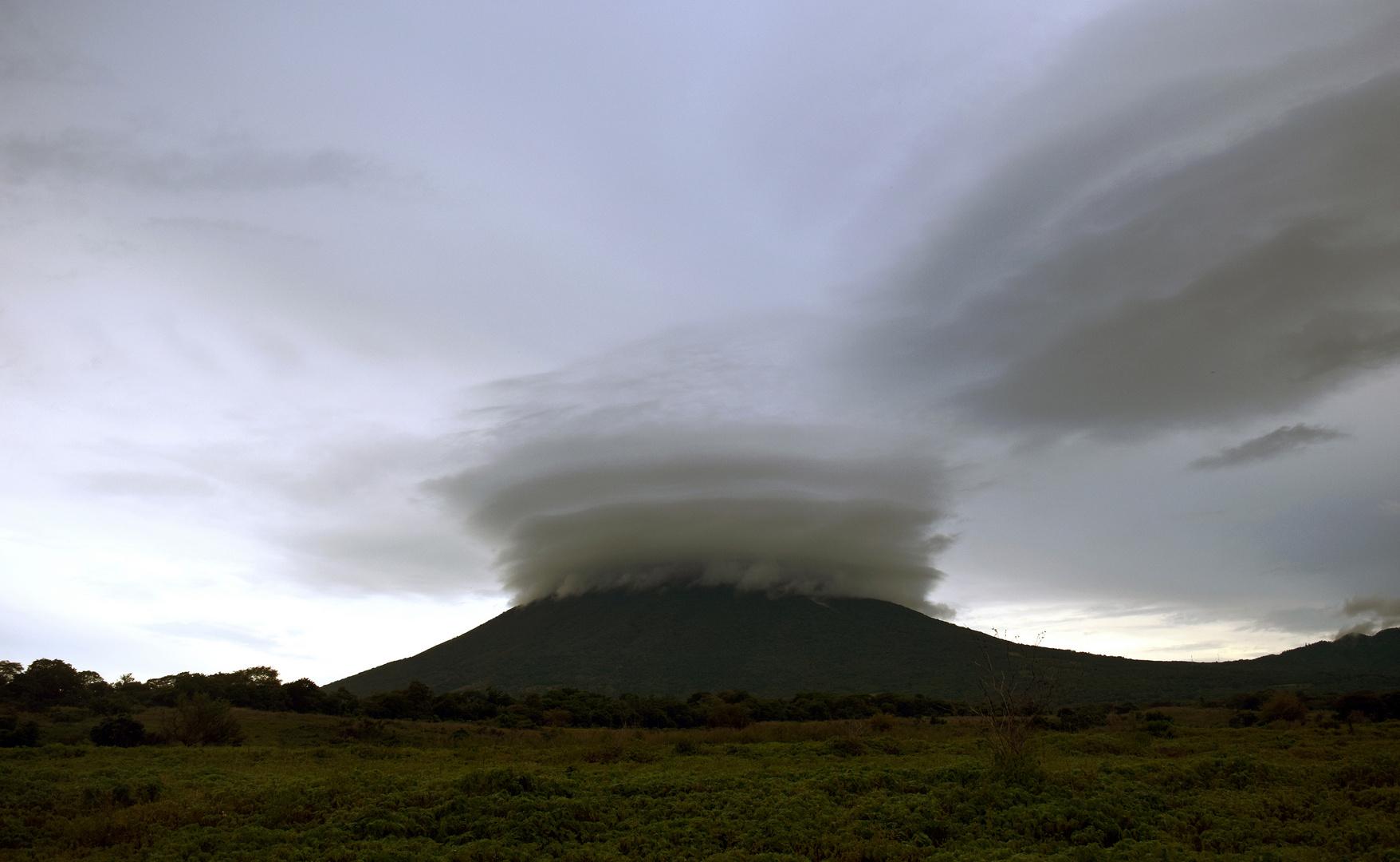 Volcán Chaparrastique, San Miguel, El Salvador