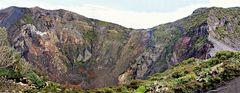 volcan d'Irazu