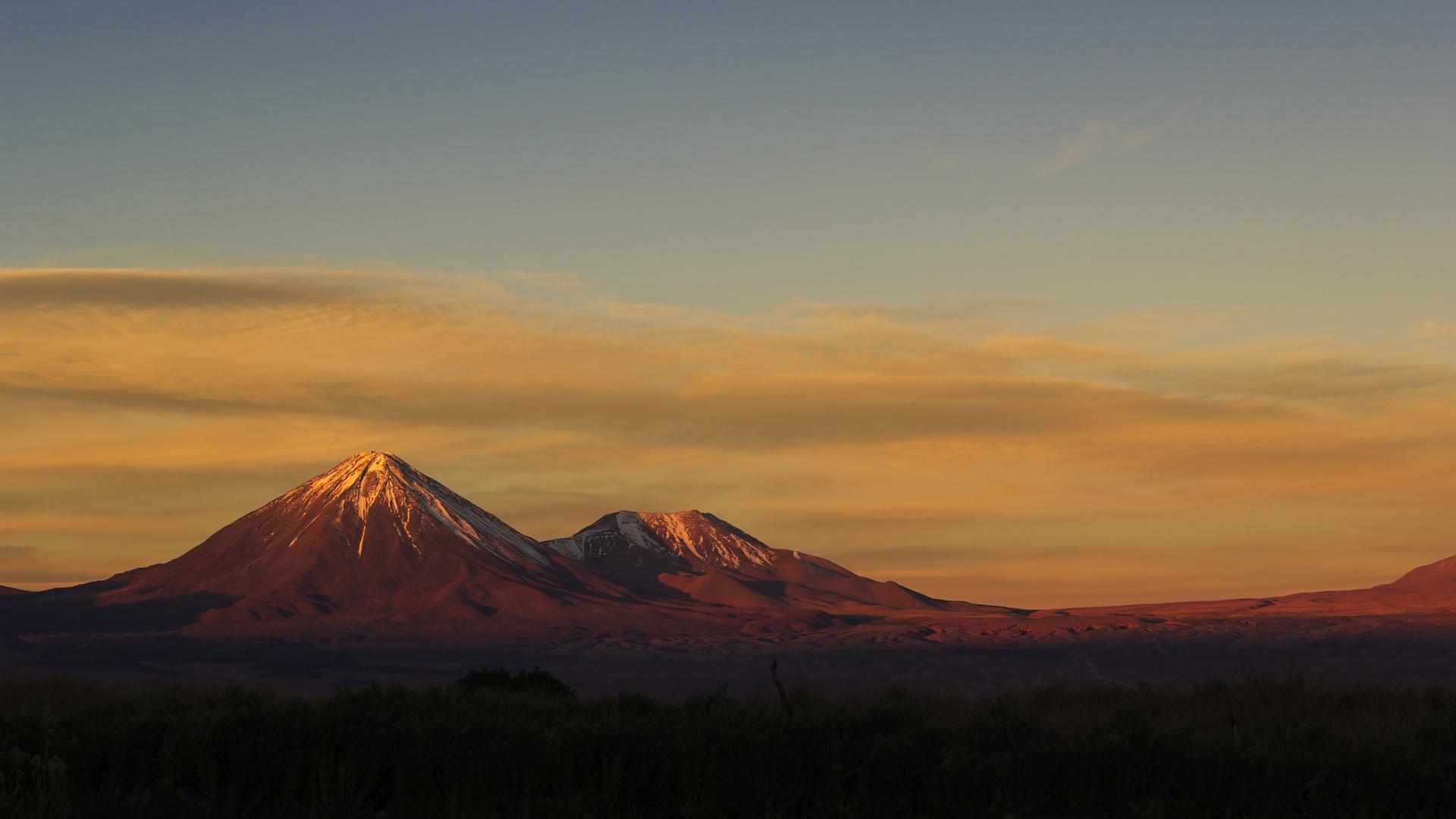 Volcán Licancabur