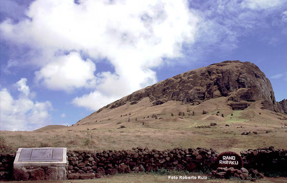 Volcán Rano Paraku