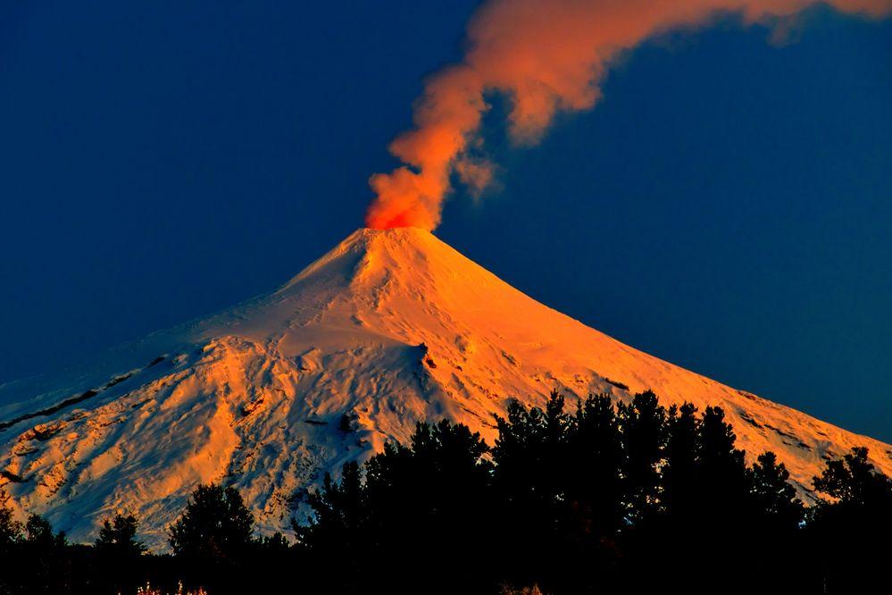 Volcán Villlarrica