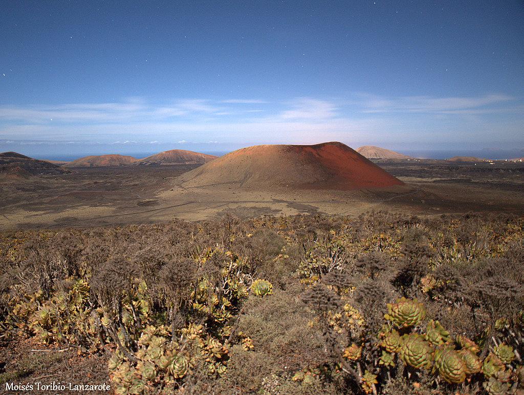Volcanes de Lanzarote