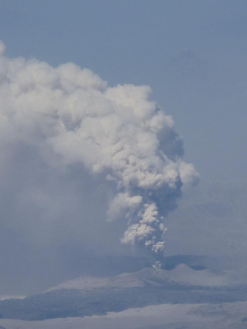 Volcano Puyehue Chile
