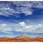 - volcanos & clouds -