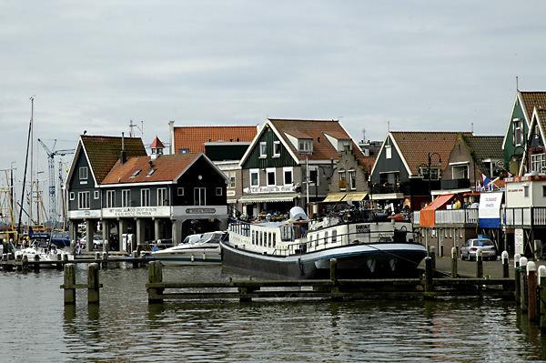 Volendam - NL - Hafen