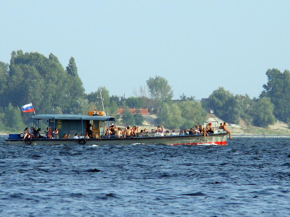 Volga rive