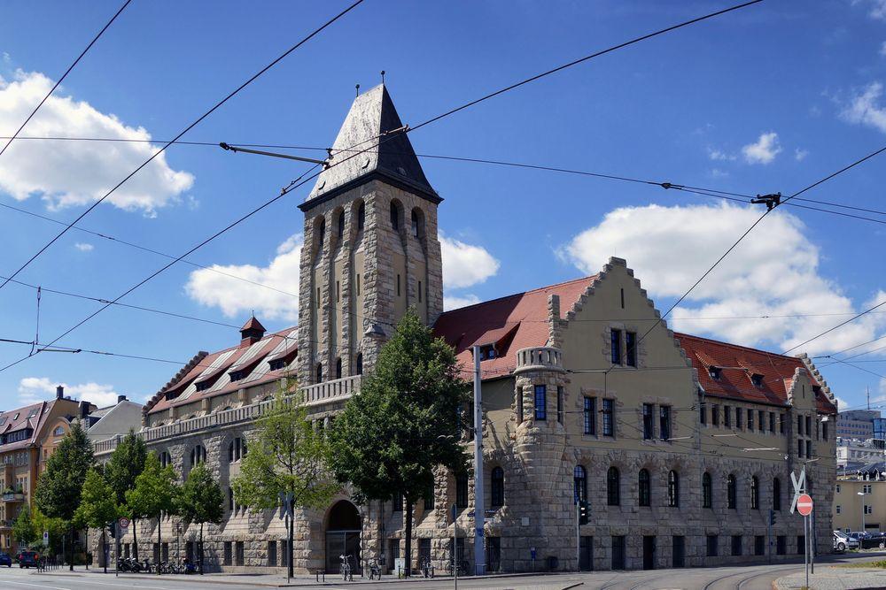 Volksbad in Jena (Original)