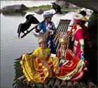 Volksfest der Kormoranfischer