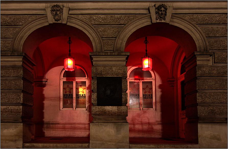 Volkstheater Rote Bar Foto Bild Europe österreich Wien