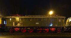 Volle Breitseite der E 75 59 (175 059)