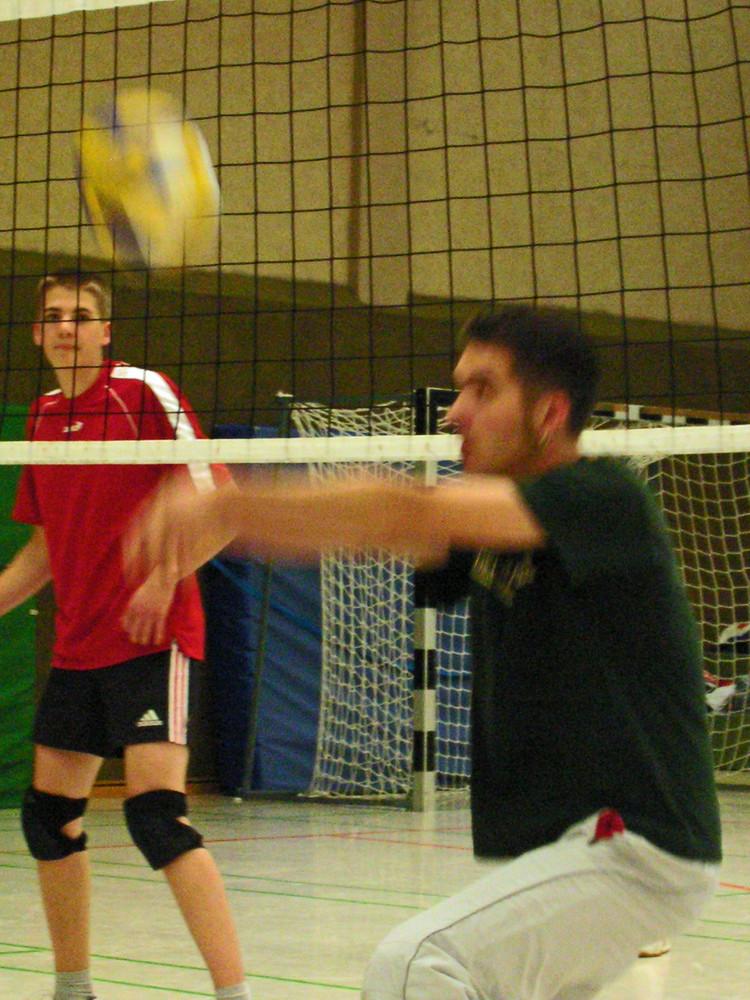 Volleyball Celebration - Celebration Allstars