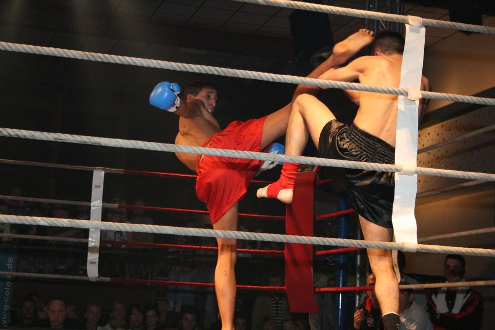 Vollkontakt Kickboxen