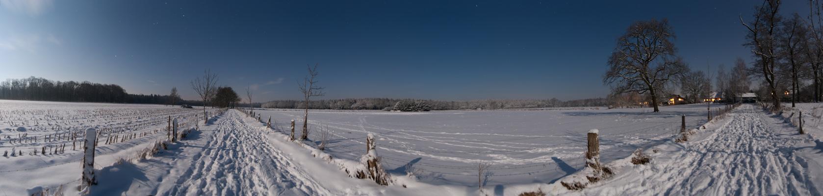 Vollmond -10°C