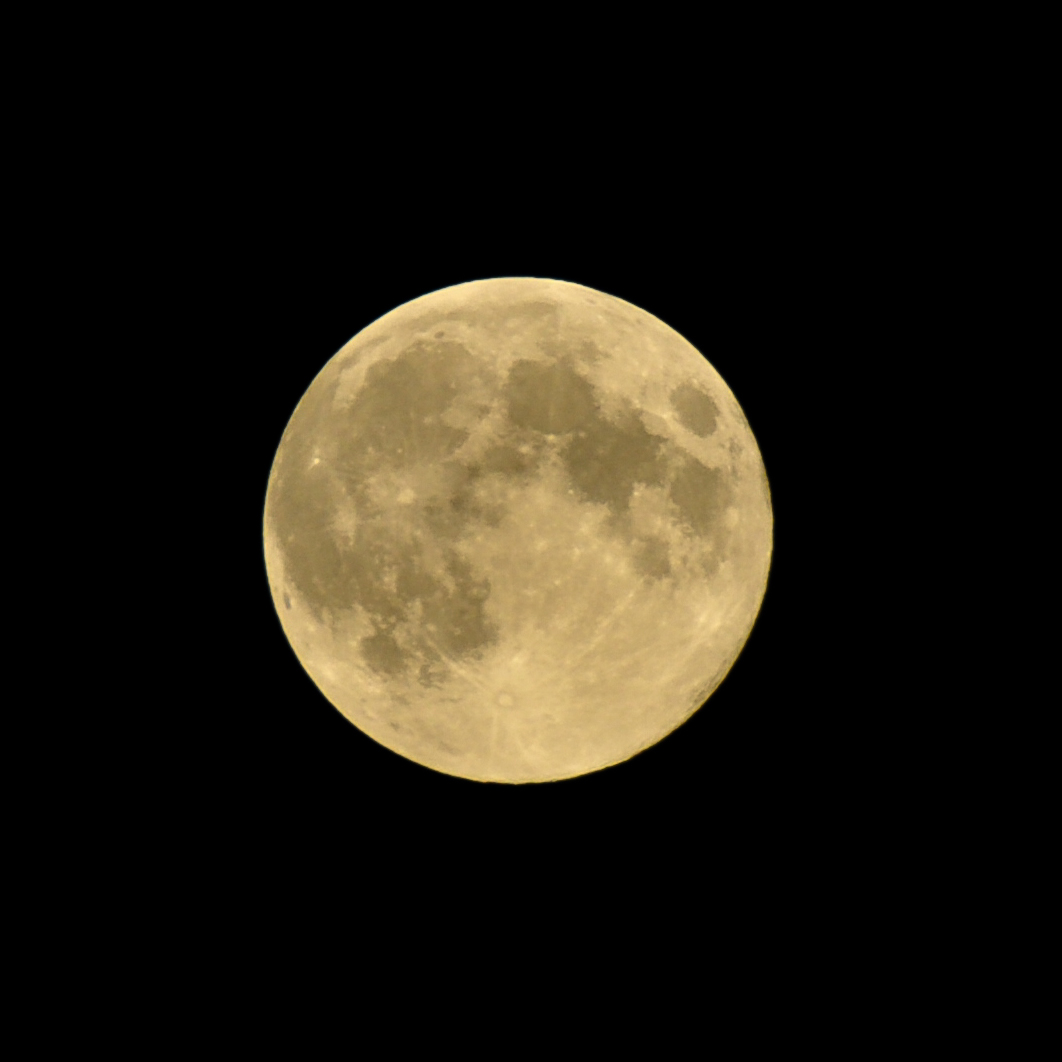 Vollmond 3.7.12
