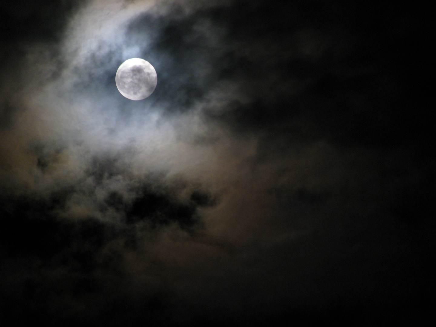 Vollmond Silvester 09/10