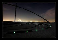 Vollmondnacht am Observatorium
