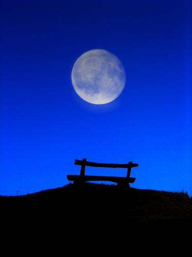Vollmondnacht auf der Rigi