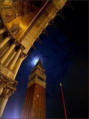 Vollmondnacht in Venedig