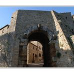 Volterra - Porta all'Arco