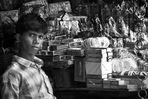 Volti e persone di Kolkata -1 -