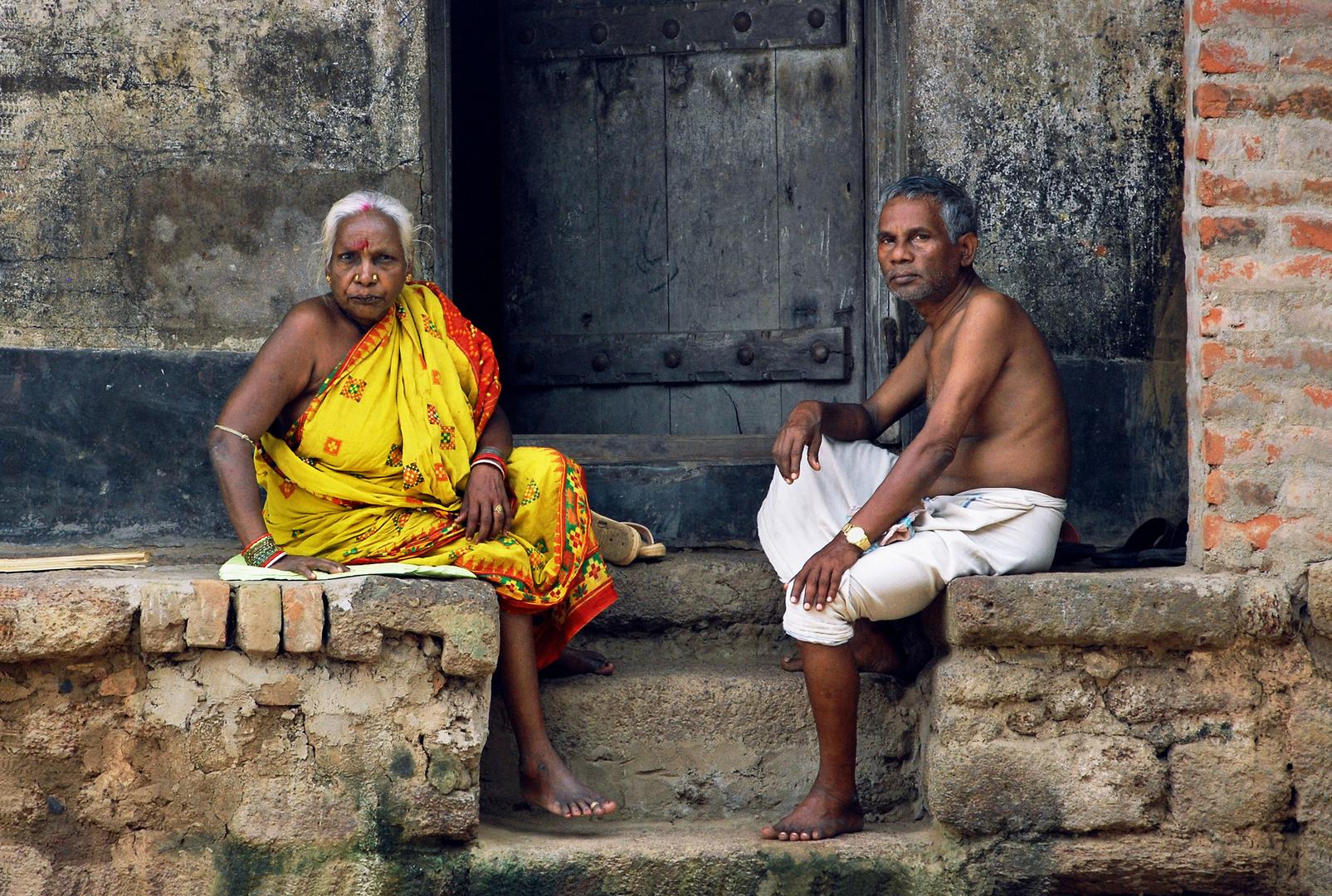 Volti e persone - Raghuraipur - 5 -