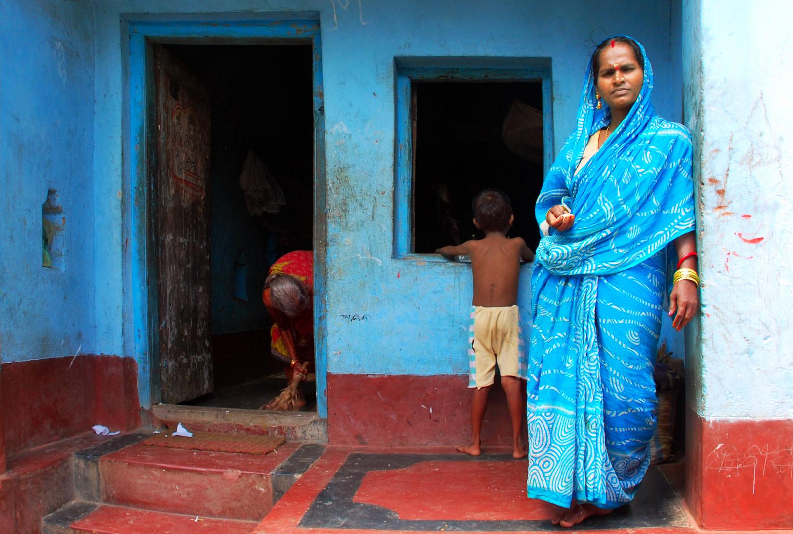 Volti e persone - Raghuraipur - 6 -
