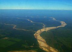 volver a casa - cruzar el rio