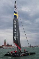 Volvo Ocean Race in Venedig