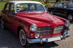 "Volvo P 122 S ""Amazon"" Limousine S 1967 bei Classic Cars 2018 Schwetzingen"