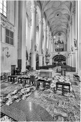 vom altar zur halle