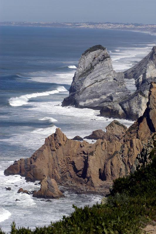 Vom Cabo da Roca nach Norden