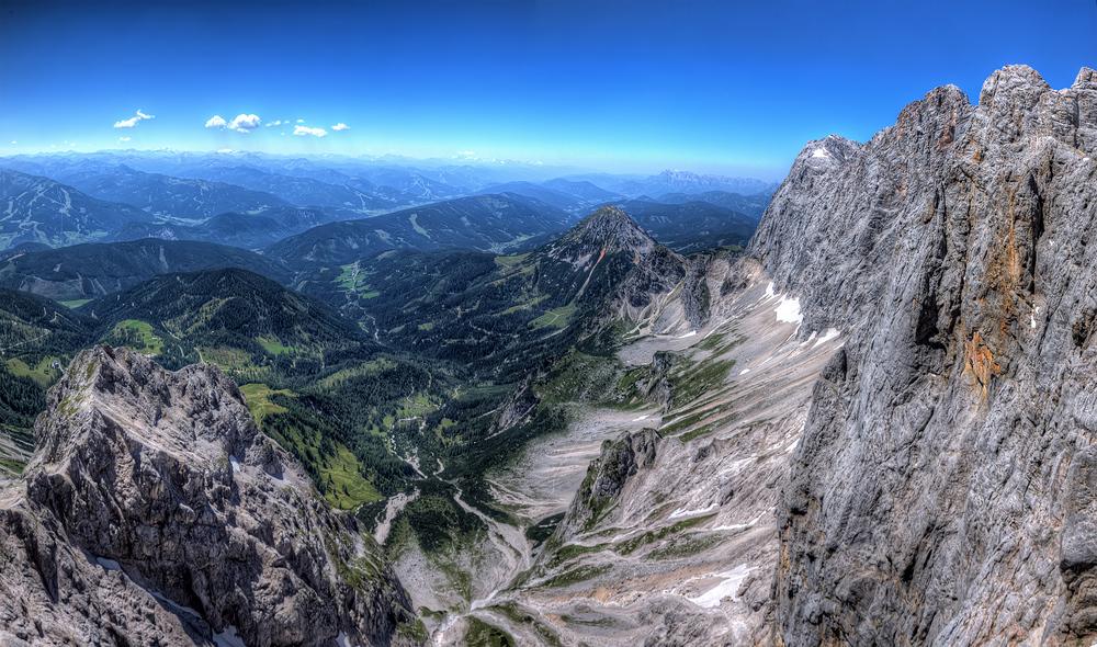 Vom Dachstein