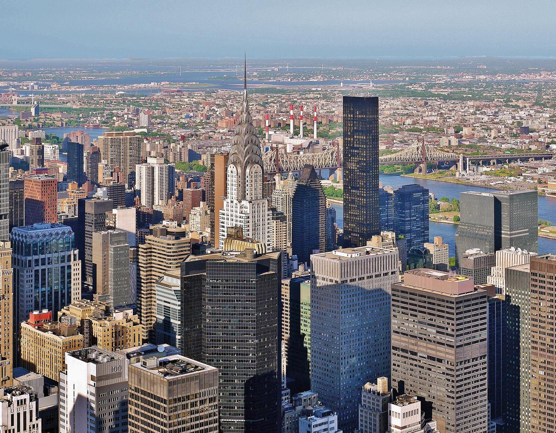 ... vom Empire State Building