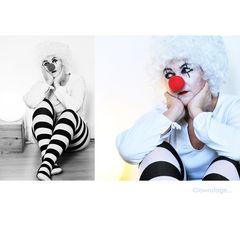 vom Glück ein Clown zu sein
