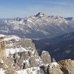 Vom Kleinen Lagazuoi (ca. 2770m)