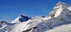 Vom Kranzberg zum 3969 m hohen Rottalhorn