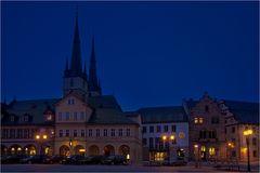 vom Markt Blick zur Johanniskirche