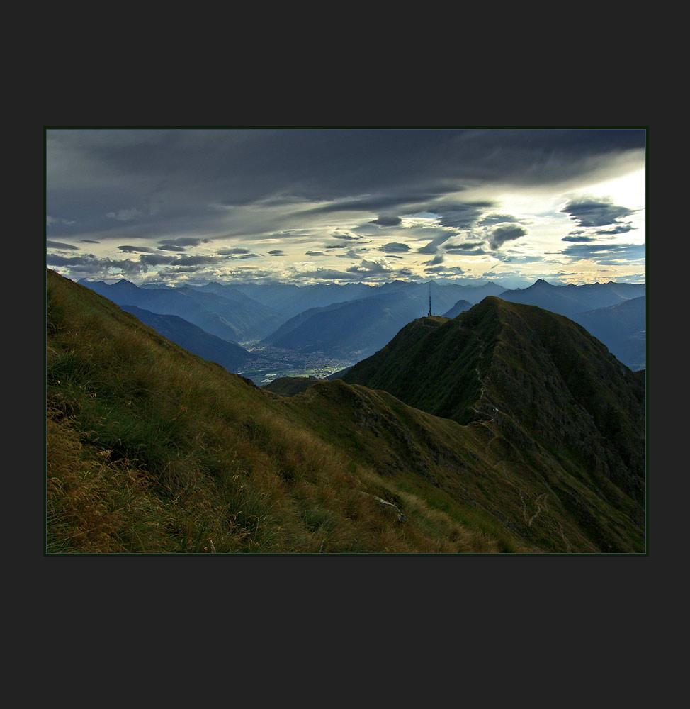 vom Monte Tamaro