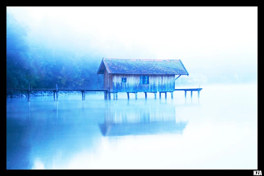 Vom Nebel Verschlungen