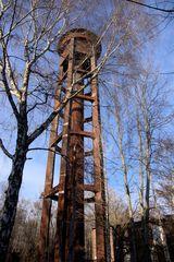 Vom Rangierbahnareal / Werkstätten /  zum Naturpark