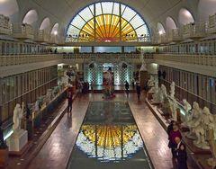 Vom Schwimmbad zum Museum