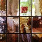 von alter Glas und Handwerkskunst....