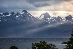 Von Argentinien nach Chile