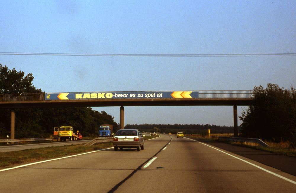 Autobahn Nach Berlin