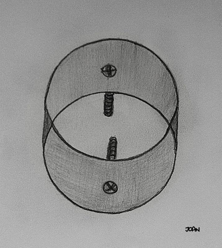 Von Bild Zur Zeichnung Optische Täuschung Foto Bild 2d Grafik