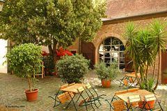 Von-Busch Hof Restaurant und kultureller Veranstaltungsort