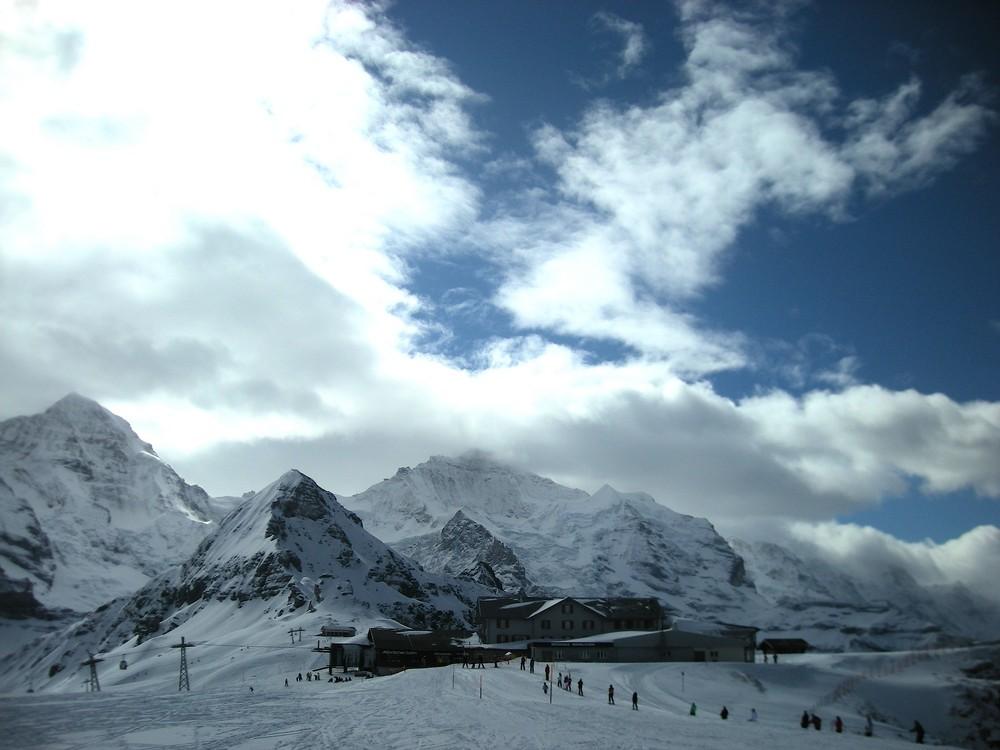 Von den blauen Bergen...