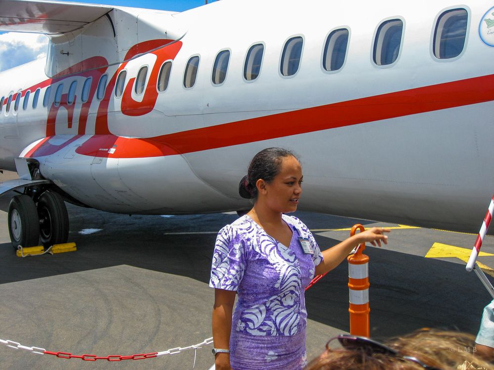 Von den Marquesas nach Tahiti
