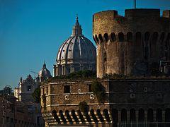 Von der Engelsburg zum Vatikan
